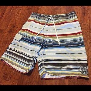 Billabong men's swim trunks